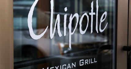 Looking for a good read? Try a Chipotle bag