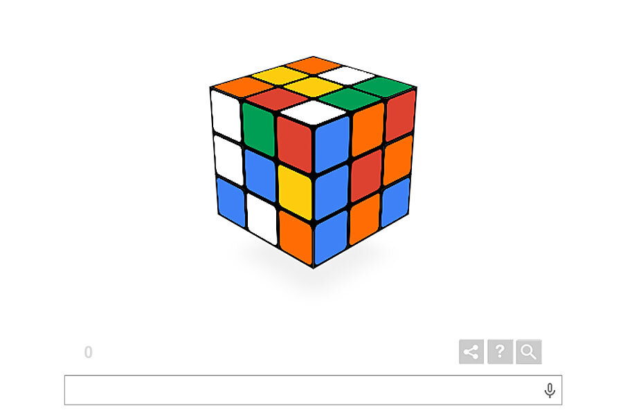 Rubiks Cube Invention Can You Solve It In 20 Moves