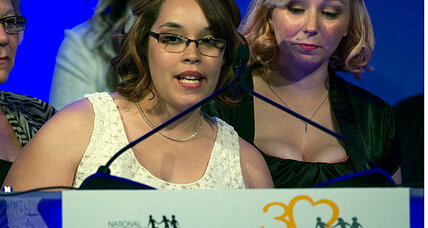 Gina DeJesus and Amanda Berry honored with 'Hope Award' (+video)