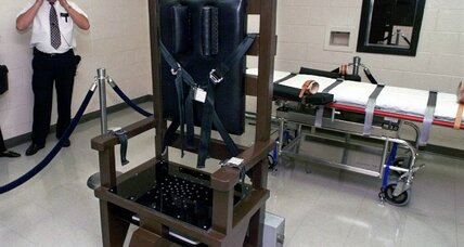 Tennessee moves to bring back the electric chair