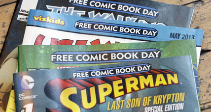 Free Comic Book Day: It's almost time