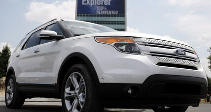 Ford recalls 1.4 million SUVs and cars: Is yours on the list?