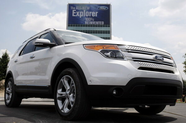 Ford Recalls Million Suvs And Cars Is Yours On The List