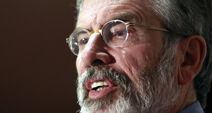 Gerry Adams arrest: Will Northern Ireland peace pay a price? (+video)