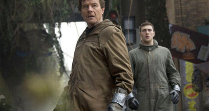 'Godzilla' star Bryan Cranston discusses his new monster film