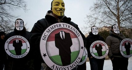 Hacker who turned on 'Anonymous' to get reduced sentence