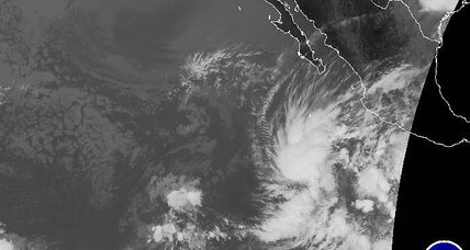 Hurricane Amanda: The strongest May hurricane in 50 years is weakening, say experts