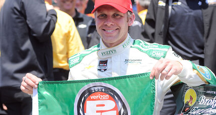 Indianapolis 500: Ed Carpenter on pole again and Kurt Busch in the running