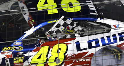 Jimmie Johnson wins Coca-Cola 600, gets back in Cup title contention