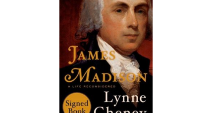 'James Madison' proves the author's thesis that the Founding Father played a key role in the founding of America