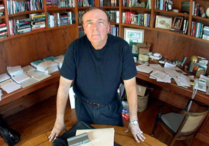 james patterson calls amazon s practices a national tragedy