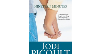 Parent arrested after protesting Jodi Picoult novel being read in schools