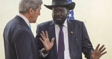 A South Sudan surprise: breakthrough on peace talks? Maybe.