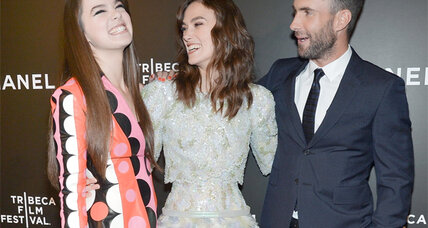 Keira Knightley and Adam Levine discuss their new music movie 'Begin Again'