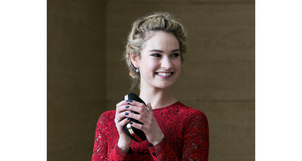 Lily James, Cate Blanchett star in 'Cinderella' – check out the first trailer