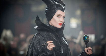 Angelina Jolie stars as the evil fairy in 'Maleficent' – check out the new trailer