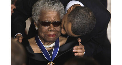 Maya Angelou, acclaimed writer, dies