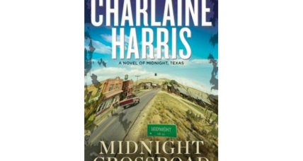 'Sookie Stackhouse' author Charlaine Harris launches a new trilogy