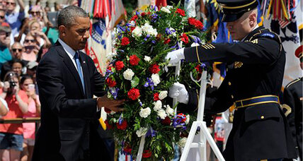 Memorial Day: Obama says we are at a 'pivotal moment' in Afghanistan