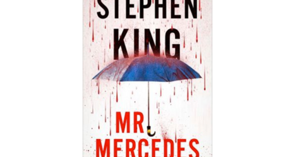 'Mr. Mercedes' is Stephen King at his pop-fiction best