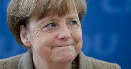 Angela Merkel: Right-wing electoral victories are 'remarkable and regrettable'