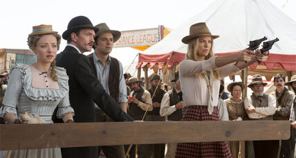 'A Million Ways to Die in the West' has hit-or-miss comedy