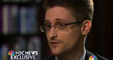 Is Edward Snowden a tattletale? A mother's reply. (+video)
