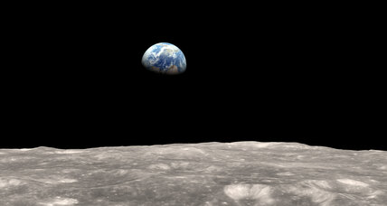 NASA scientists measure the moon's dancing tides (+video)