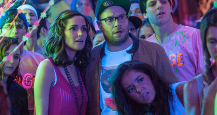 'Neighbors' is just another gross-out comedy