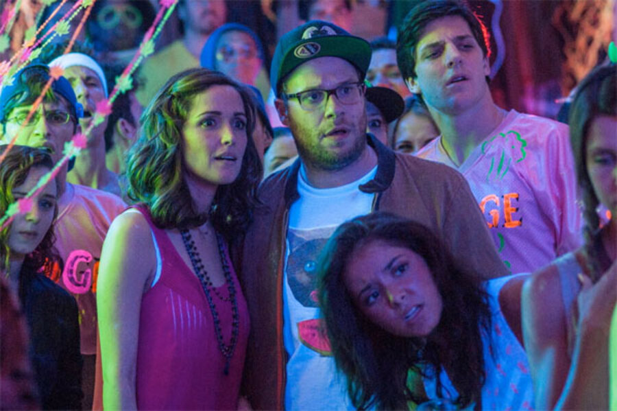 neighbors is just another grossout comedy csmonitorcom