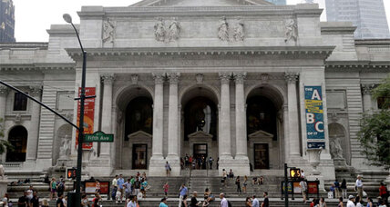 New York Public Library cancels renovation plans