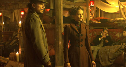 'Penny Dreadful' actor Josh Hartnett discusses his role on the Victorian TV show
