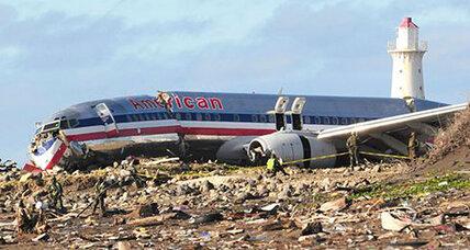 Jamaica crash landing caused by pilot error, says report