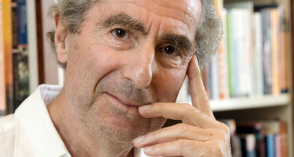 Philip Roth (despite retirement) will appear on 'The Colbert Report'
