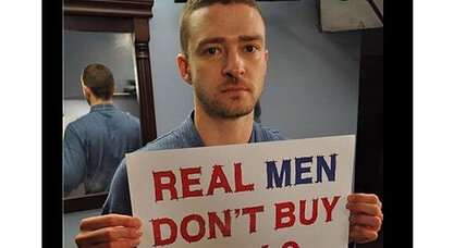 On Boko Haram, Justin Timberlake and Imams agree: #RealMenDontBuyGirls (+video)