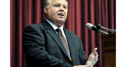 Rush Limbaugh wins Children's Choice Book Awards Author of the Year prize