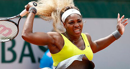 Serena and Venus Williams: A quick exit from French Open