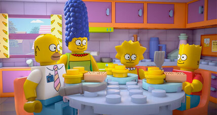 'The Simpsons' go Lego for a new episode