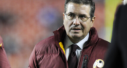 Redskins name should be changed, according to Senate majority leader