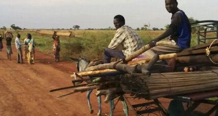 South Sudan oil town changes hands for fourth time. Why?