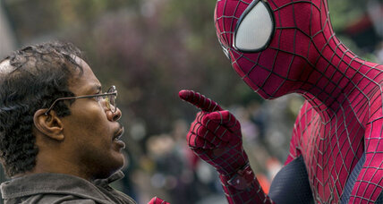 'The Amazing Spider-Man 2' is repetitive, but Andrew Garfield remains a believable hero