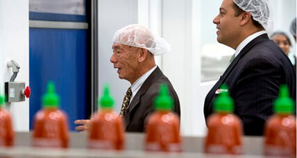 Sriracha plant leaving California? Texas woos Sriracha as neighbors complain.