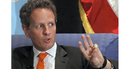 Timothy Geithner's 'Stress Test' recounts a series of painful decisions (+video)