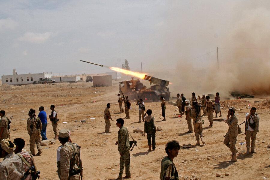 Yemen's latest, greatest threat: Twitter?