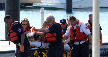 Woman dies in Lake Michigan boating accident, several people missing