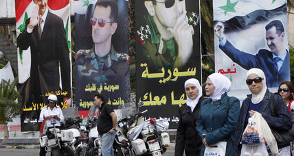 Syrian presidential vote: What changes will it bring? (+video)