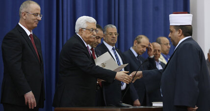 Why the Palestinian unity government won't cut it for Israel