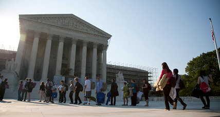 US Supreme Court: don't use chemical weapons ban to charge vengeful wife (+video)