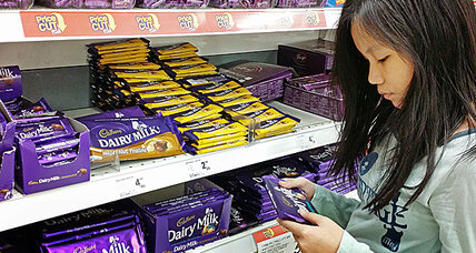 Cadbury chocolate free of pork, says Malaysia in turnaround