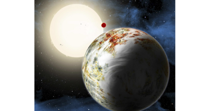 Astronomers spot massive rocky planet, pair of doomed worlds